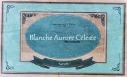 Blanche Aurore Céleste Noëlle Renaude La Niña